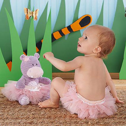 Lady Lulu and Baby's Tutu Gift Set