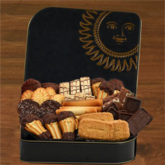 Lambertz Best Selection Chocolate Cookie Gift Tin