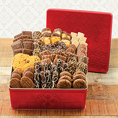 Lambertz Exquisite Cookie Gift Tin
