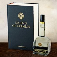 Legend of Kremlin Vodka Gift Set