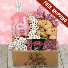 Limoncello Pink Paradise Gift Box