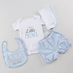 Little Prince Royal 4-Piece Gift Set