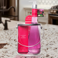 Lotus Water Lily Hand Soap & Ambiance Room Spray Duo