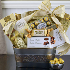 Luxury Sweets Gift Basket