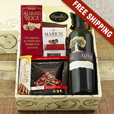 Marvelous Malbec Syrah Gift Box