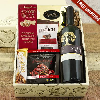 Marvelous Malbec Syrah Gift Box