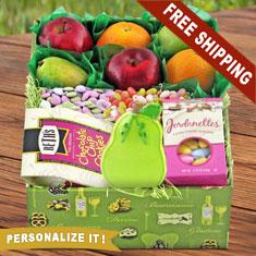 Mom's Fruit N' Goodies Gift Box