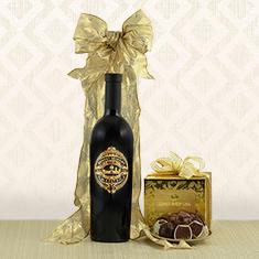 Mondavi Maestro Bordeaux & Truffles Gift Basket