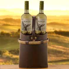 Montes Chilean Duo White Wine Tote