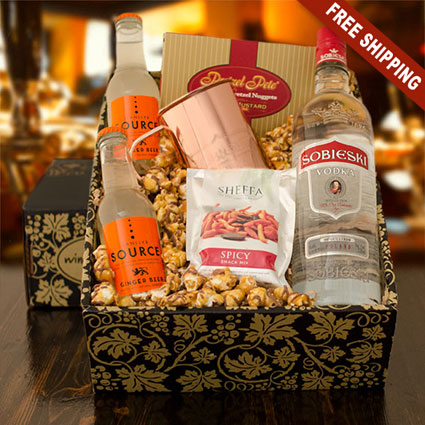 Moscow Mule Gift Box