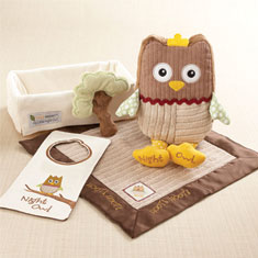 My Little Night Owl Gift Set