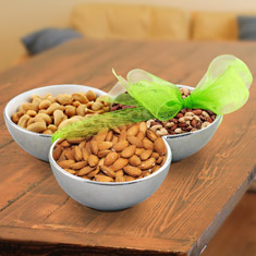 Nutty Fun Platter