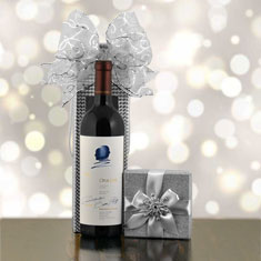 Opus One & Truffles Wine Gift Box
