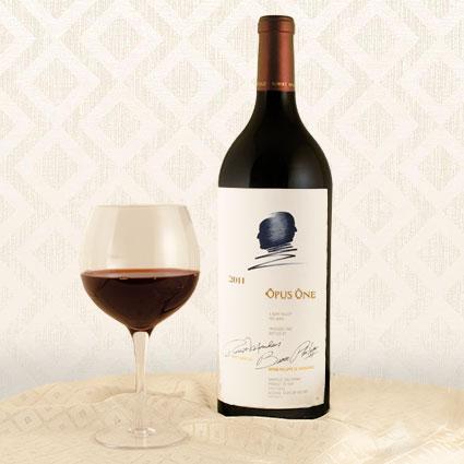 Opus One Magnum Wine Gift