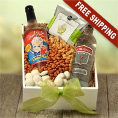 Bloody Mary & Sobieski Vodka Gift Box