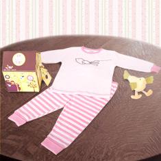 Pink Pajamas Birdhouse