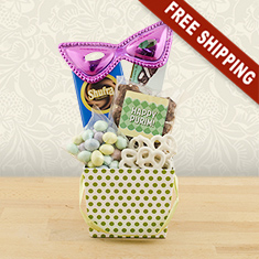 Purim Fun Day Gourmet Gift Box
