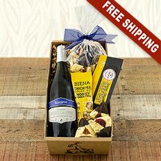 Purim Italian White Wine Gift Box