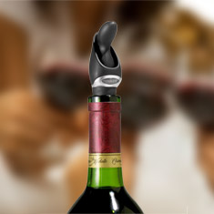 Rabbit Wine Pourer With Stopper