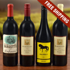 Red Wine Quartet Gift Collection