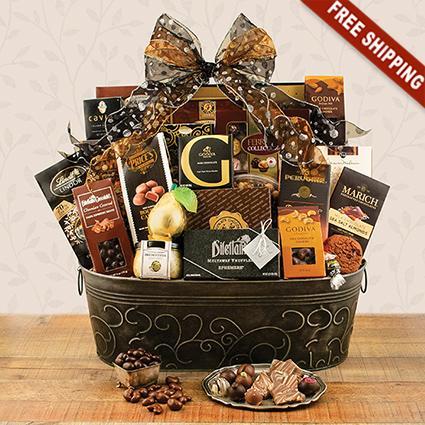 Regency Gourmet Gift Basket
