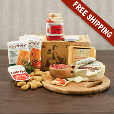 Say Cheese & Crackers Gift Box