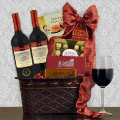 Shiloh Secret Reserve Red Wine Duo
