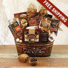 Simply Divine Gourmet Gift Basket
