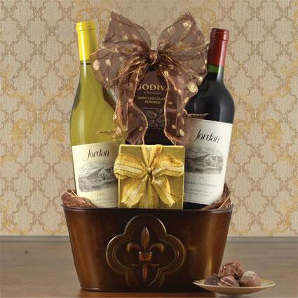 Simply Jordan Wine Gift Basket