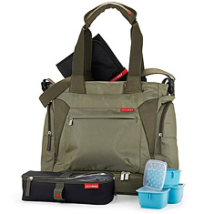 Skip Hop Bento Ultimate Diaper Bag