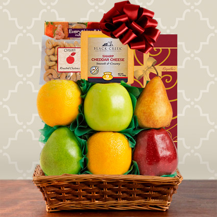 Splendid sugar free fresh fruit gift basket capalbos gift baskets splendid sugar free fresh fruit gift basket negle Choice Image