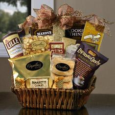 Sweet Harmony Gourmet Gift Basket