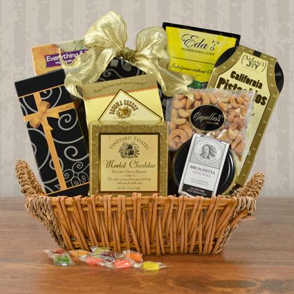 Sweetest Sugar Free Gourmet Gift Basket