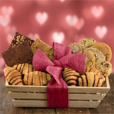 Tempting Treats Bakery Basket