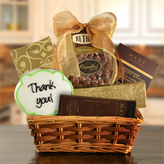 Thanks for Everything Gourmet Gift Basket