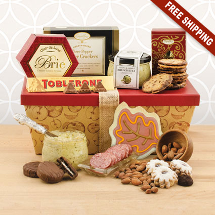 Thanksgiving Gourmet Goodness Gift Box