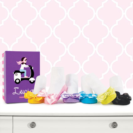 Trumpette Lucia Baby Socks Gift Set