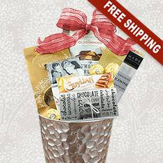 Chocolate Dreams Gourmet Gift Basket