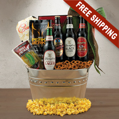 Yuengling Beer Basket